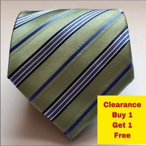 Geoffrey Beene Silk Tie
